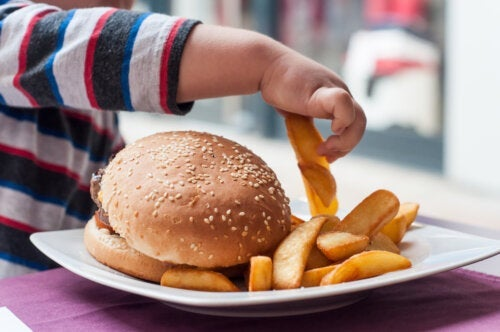 Quels sont les aliments les plus malsains pour enfants?