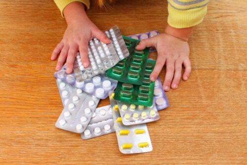 Comment agir devant une intoxication chez l'enfant ?