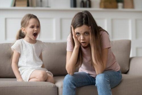 Mon enfant est toujours en colère, que dois-je faire ?