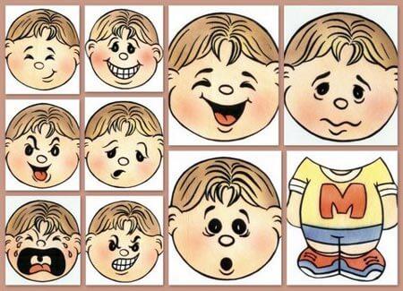 Comment aider les petits avec leurs grandes émotions