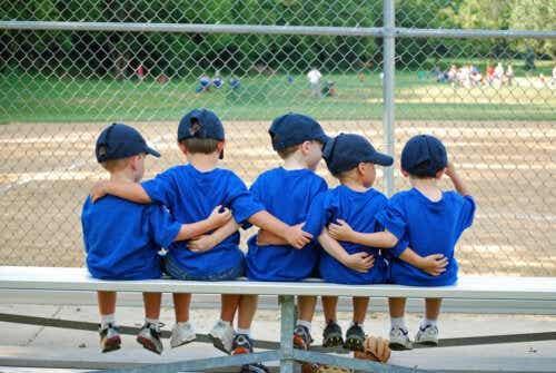 Le sport améliore les compétences sociales des enfants