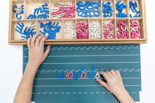 Différences entre la pédagogie Montessori et Waldorf