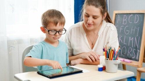 7 applications pour les enfants ayant un trouble du langage spécifique