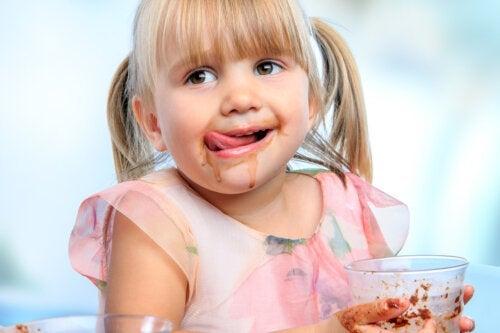 A quel moment introduire le cacao dans l'alimentation du bébé?