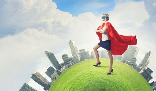Syndrome de Superwoman: tout faire sans demander de l'aide