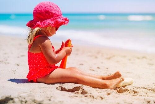 Crèmes solaires recommandées par l'AEP