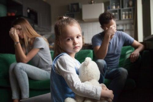 10 modèles d'interaction familiale qui peuvent être nocifs