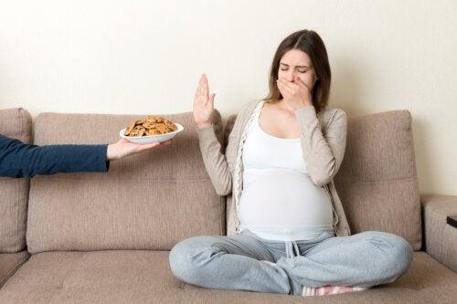 Comment la grossesse affecte-t-elle les sens?