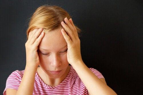 À quoi ressemble la migraine chez les enfants