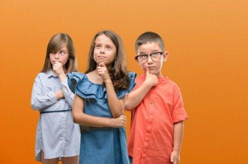 4 questions que les enfants se posent sur la sexualité