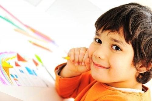 Dessins d'enfants: que peuvent-ils nous révéler?