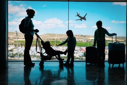 7 erreurs à ne pas commettre si vous voyagez à l'étranger avec votre bébé