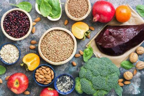 7 aliments pour lutter contre l'anémie infantile