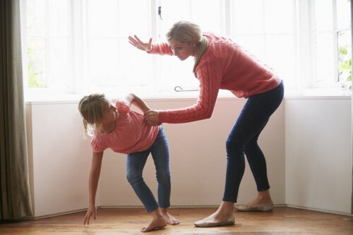Les punitions physiques ne corrigent et n'améliorent rien chez les enfants, bien au contraire