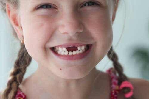 Quelle est la fonction des dents de lait?