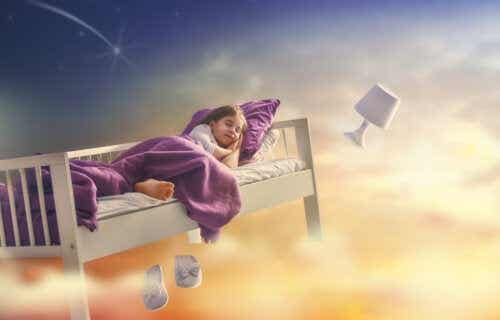 Relation entre sommeil de l'enfant et santé physique et mentale