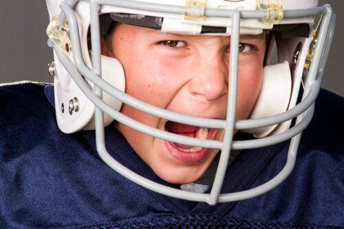 Qu'est-ce que la colère sportive et comment affecte-t-elle les enfants ?