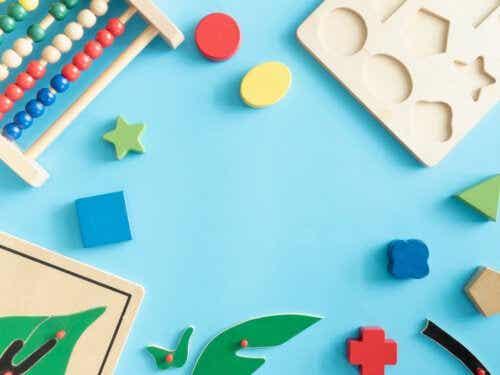 Les meilleurs jouets pour améliorer la psychomotricité des bébés