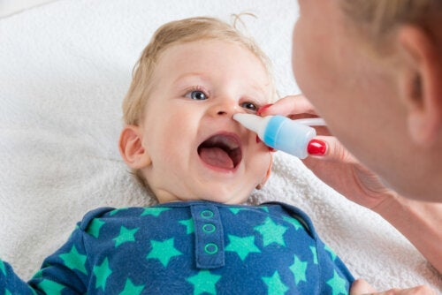 Quelle est l'utilité du sérum physiologique chez les bébés et les enfants?