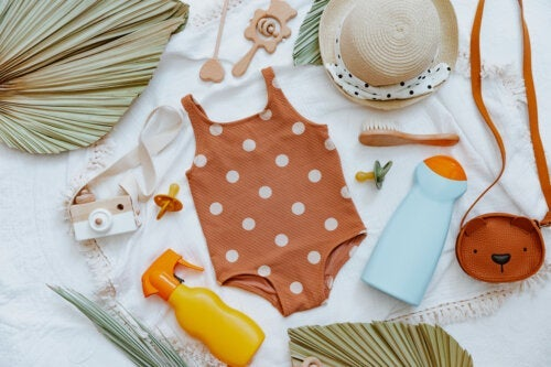 Les crèmes solaires naturelles pour bébé, sont-elles efficaces?