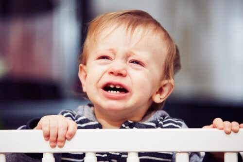 Comment se sent votre bébé quand vous le laissez pleurer