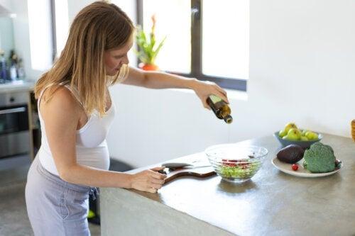 4 aliments pour lutter contre la constipation pendant la grossesse