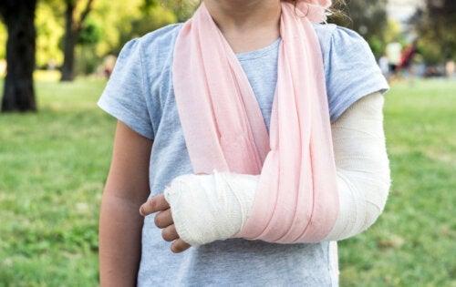 Les fractures infantiles les plus fréquentes