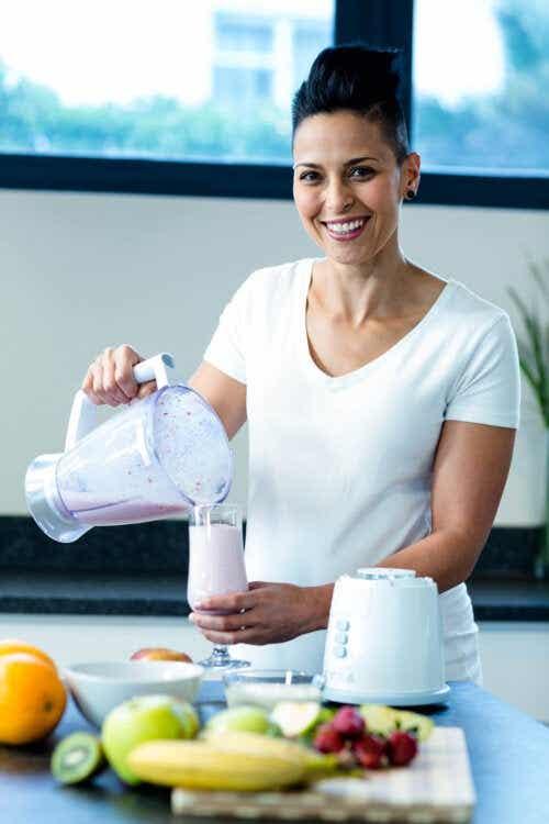 Les shakes protéinés pendant la grossesse, sont-ils sans danger?
