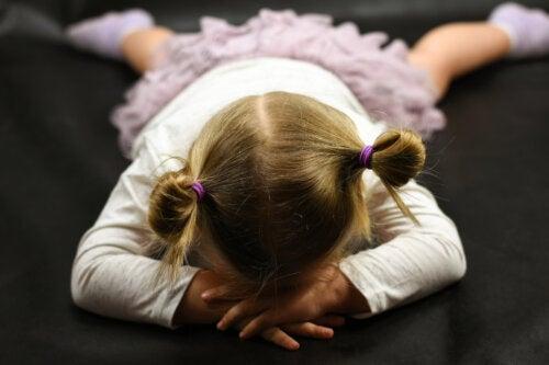 Comment fonctionne le cerveau d'un enfant lors d'une crise de colère?