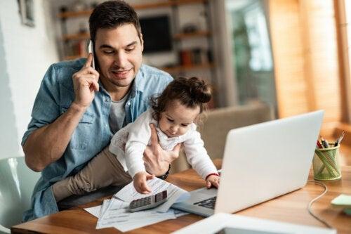 7 recommandations pour concilier travail et famille